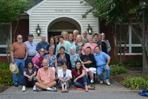10th Annual Reiki Retreat 2015